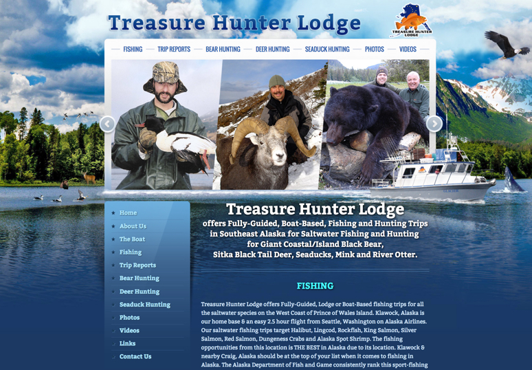 Treasure Hunter Lodge