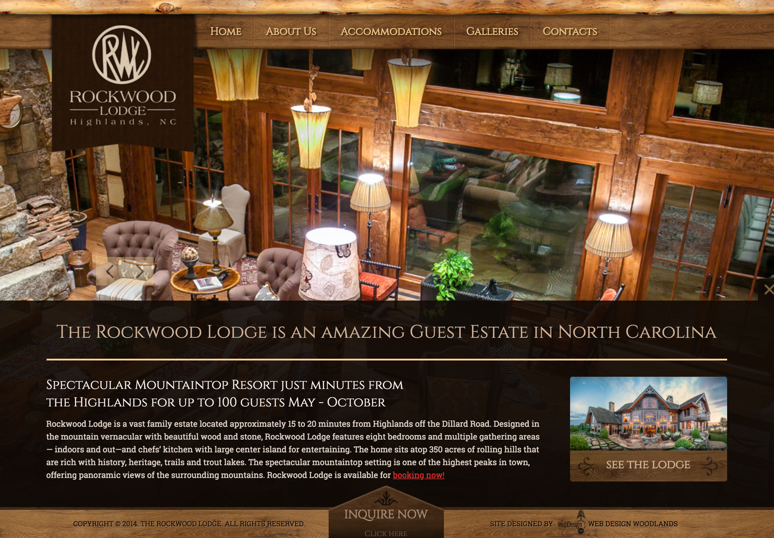 Rockwood Lodge